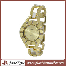 Charm Fashion Alloy Lady Quartz Watch