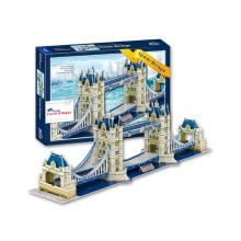 Bricolaje 3d juego de puzzle educativo de juguete (h8630027)
