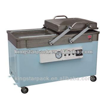 DZ5002SB machine d'emballage sous vide double chambre pour poulet
