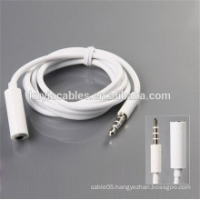 Male to female 3.5 mm Audio cable Extension Line