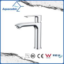 Grifo del lavabo del solo agujero del cuarto de baño (AF1093-6)
