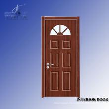 Puertas exteriores de Hemlock de madera maciza