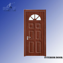Solid Wood Hemlock Exterior Doors