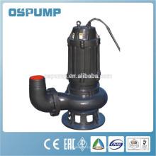 Série QW / WQ Les meilleures pompes submersibles centrifuges