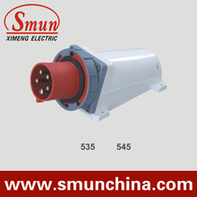 63A 125A 3p + N + E IP67 5pin Plug e Socket Industrial