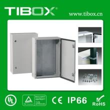 Metall-Box-Wasserdichte Stahl Wandmontage Gehäuse - Tibox-Aluminium-Box
