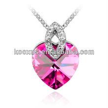 2014 новое прибытие кристаллическое ожерелье способа
