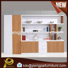 Popular File cabinet wooden bookcase office cabinet