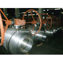 API 6D Trunnion Mounted Socket Welded Ball Valve (Q61Y)
