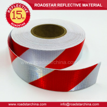 Adhesive bicolor Reflective Tape for Vehicle