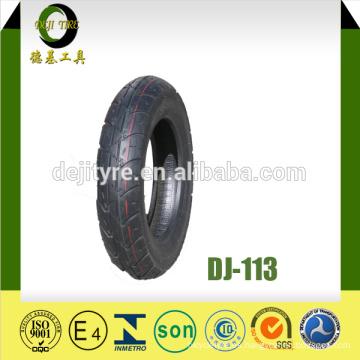 Venta caliente de neumático de motocicleta de alta calidad de China