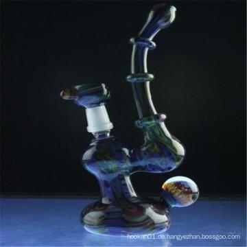 Marmor-Rauch-Farbe gearbeitetes Bubbler-Rig für das Rauchen (ES-HP-006)
