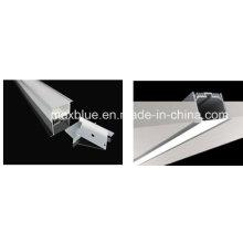 Perfil de aluminio de aluminio empotrado LED Bar de luz de techo (5032-2)