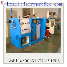 14DT(0.25-0.6) feiner Kupferdraht Zeichnung Maschine mit Ennealing (gebrauchte Drahtziehen Ausrüstung)