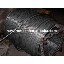 Varilla de acero de las materias primas de la alta calidad (5m m-20m m)