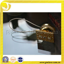 Oblong curtain clips with diamond for curtain and mosquito net