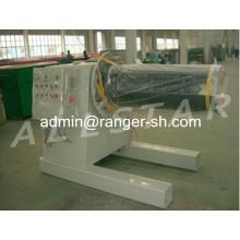 Máquina de uncoiler hidráulico de 5 toneladas de Allstar de Shangai