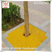 FRP/GRP/Fiberglass Reinforced Plastic Grating for Tree