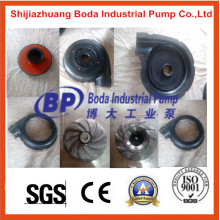 Mde na China Rubber Liners-Rubber Lined Pump Pump Parte