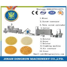 Machine de production de miettes de pain de haute qualité