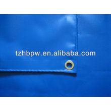 Revestimento de fibra de vidro revestido de PVC