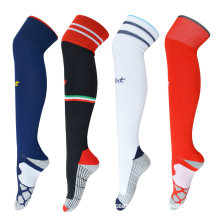 Melhor qualidade chique joelho meias altas