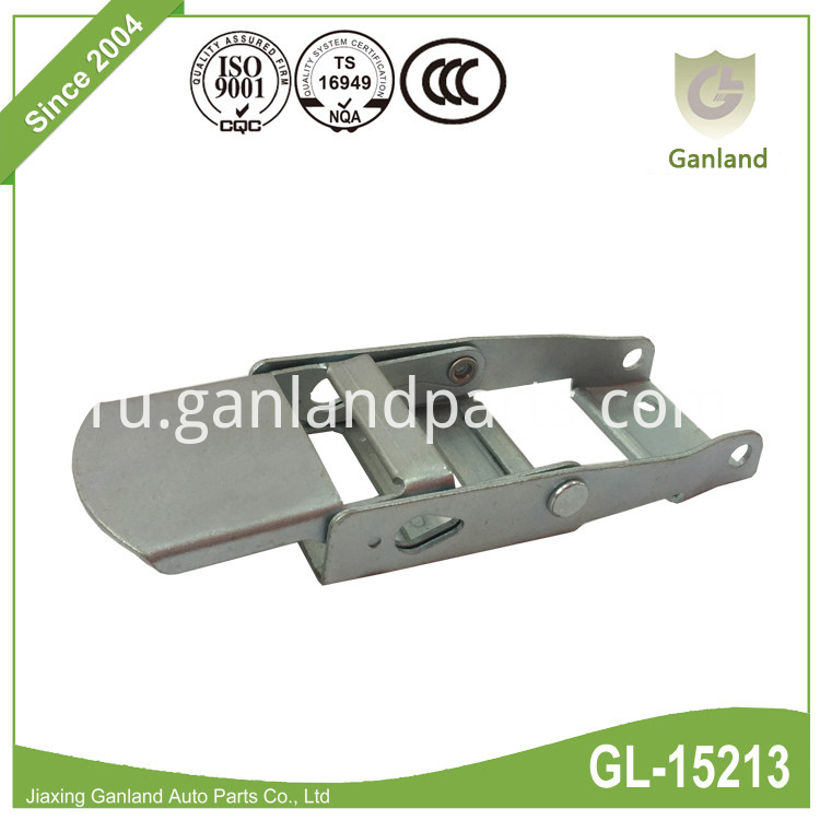 Steel Overcenter Buckle GL-15213