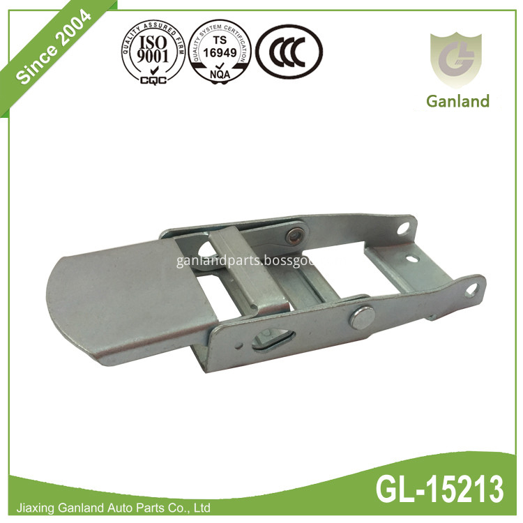 Steel Overcenter Buckle GL-15213