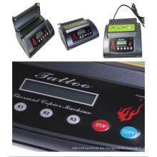 Máquina más nueva de la copiadora del tatuaje