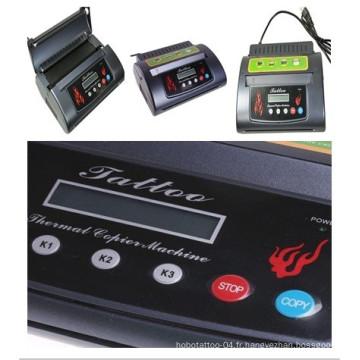 Nouvelle Machine thermique copieur de tatouage
