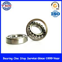 Rolamento de esferas autocompensador de máquina de impressão de fornecimento do fabricante (1208 K)