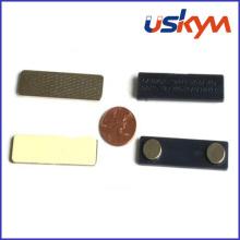 Porte-badge magnétique Aimant de badge de nom d'aimant de bureau (B-008)