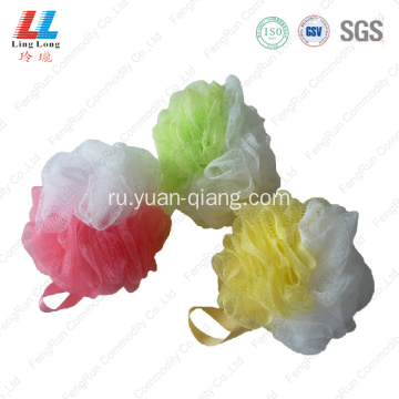 body scrub luffa massage bath mesh sponge