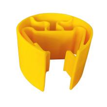 Rack Corner Protector Column Protector Plastics Upright Protector Corner Guard for Pallet Racks