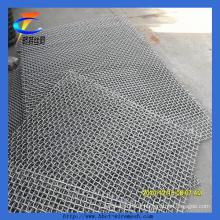 Feuille métallique à maille à sertir haute qualité