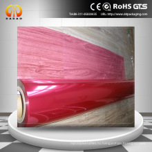 Майларовая розовая пленка 100 мкм