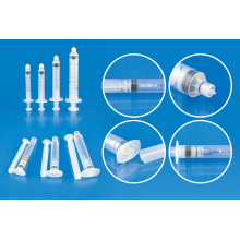 Medical Safety Syringe with CE ISO TUV SGS GMP Certificates