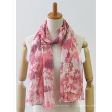 новейшие красочные длинные классические печатные модные женские шали