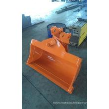 excavator clamshell bucket tilt wide bucket