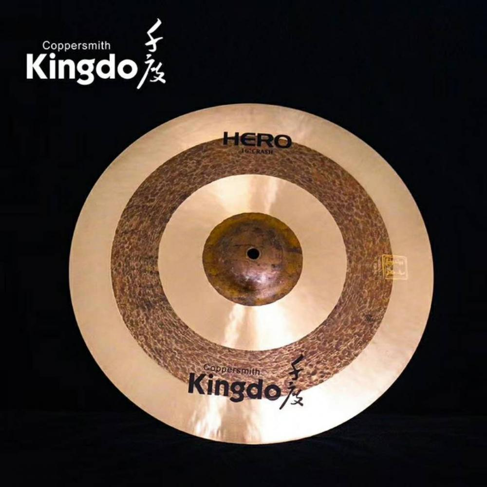 B20 16'' Crash Percussion Cymbals