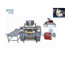 China Supplier Polythene Stretch Film Rewinding Machinery