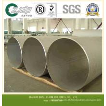 ASTM A269 213 Tubo sem costura de aço inoxidável