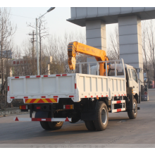 Best Quality for Small Truck Mobile Crane 5 Ton Mini Telescopic Crane Truck export to Gabon Manufacturers