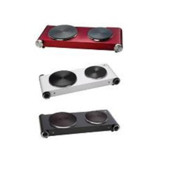 Made in China High Quality Portable Double Solid Hot Plate