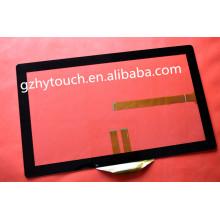 Made in China Qualidade excelente painel de tela sensível ao toque em material de filme de vidro Capaz de ser personalizado