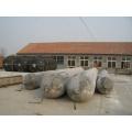 1.5 m x 20 m long high bearing Marine rubber airbag