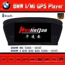 Auto DVD Spieler / GPS Navigation für BMW M5 / E60 / E61 / E63 / E64