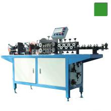 Línea de producción del evaporador de enderezamiento
