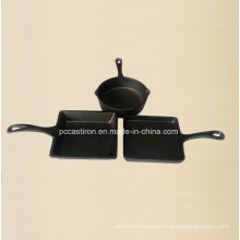 Preseaseond Cast Iron Mini Bakeware