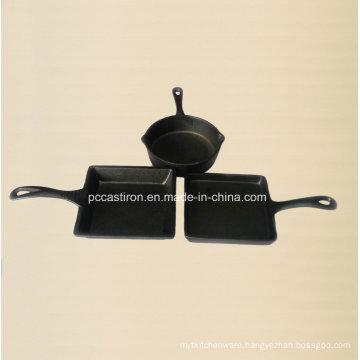 Pre Seaseond Cast Iron Mini Bakeware